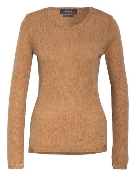 MOS MOSH Cashmere-Pullover SOPHIA , Farbe: CAMEL (Bild 1)