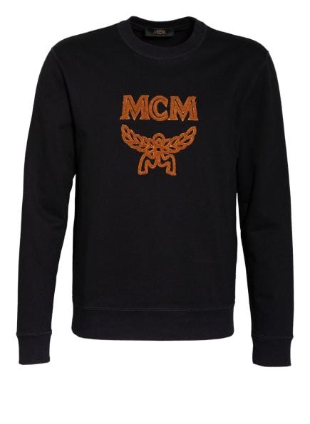 MCM Sweatshirt, Farbe: SCHWARZ/ BRAUN (Bild 1)