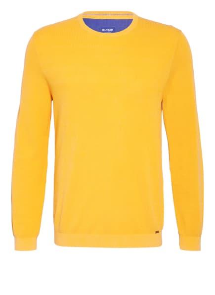 OLYMP Pullover , Farbe: DUNKELGELB (Bild 1)