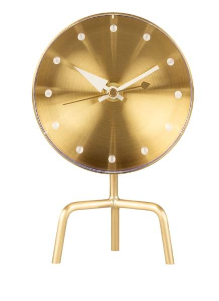 vitra Tischuhr TRIPOD , Farbe: GOLD (Bild 1)