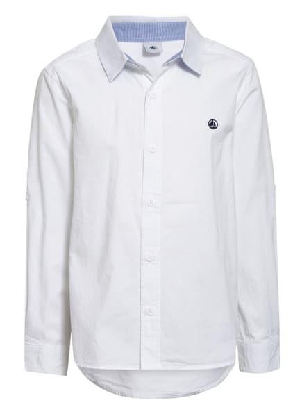 PETIT BATEAU Hemd , Farbe: WEISS (Bild 1)
