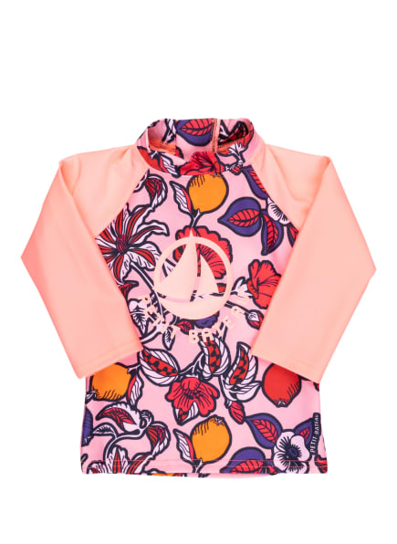 PETIT BATEAU UV-Shirt mit UV-Schutz 50+, Farbe: ROSA/ LILA/ ROT (Bild 1)