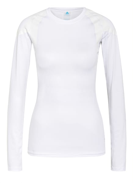 odlo Funktionswäsche-Shirt ACTIVE SPINE LIGHT, Farbe: WEISS (Bild 1)