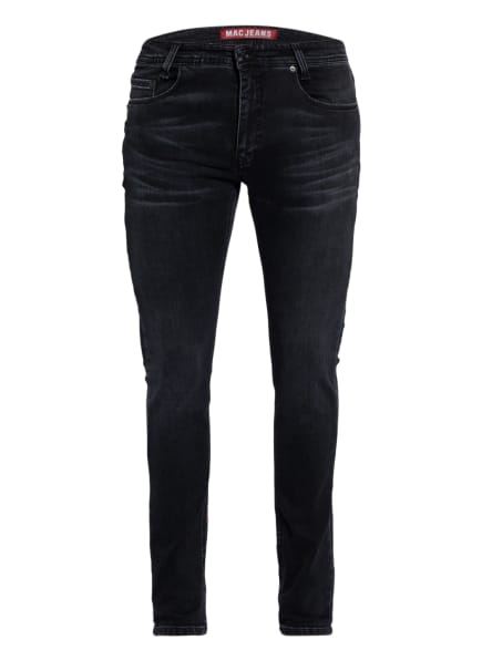 MAC Jeans STAN Slim Fit , Farbe: H891 authentic black black (Bild 1)