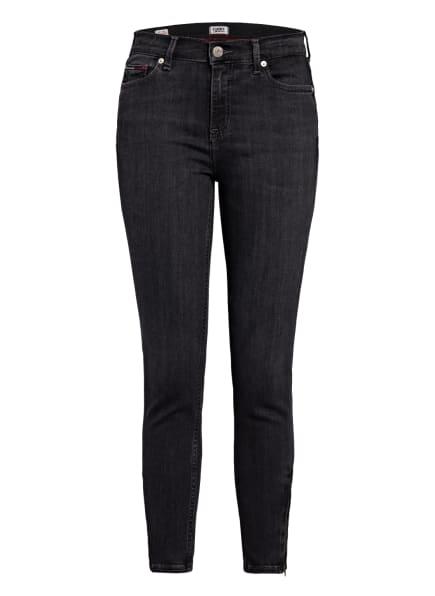 TOMMY JEANS 7/8-Jeans NORA, Farbe: 1BZ BIRD BLACK STRETCH (Bild 1)