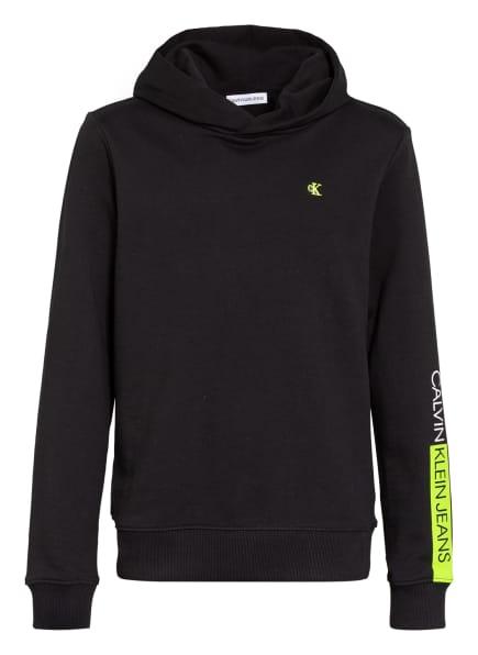 Calvin Klein Hoodie , Farbe: SCHWARZ (Bild 1)