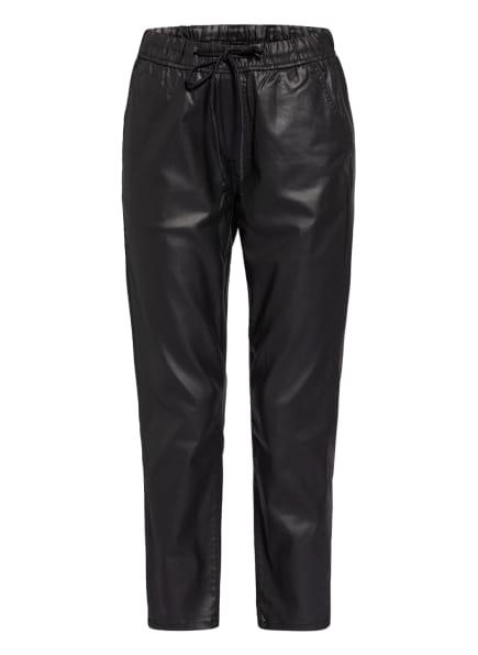 Pepe Jeans 7/8-Hose CARA im Jogging-Stil, Farbe: SCHWARZ (Bild 1)