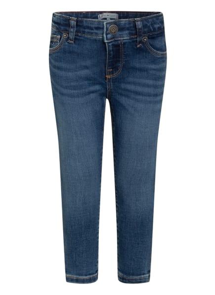 TOMMY HILFIGER Skinny Jeans NORA , Farbe: 1BJ MIDNIGHT DARK BLUE STRETCH (Bild 1)
