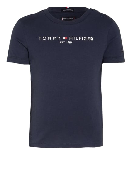 TOMMY HILFIGER Longsleeve, Farbe: DUNKELBLAU (Bild 1)
