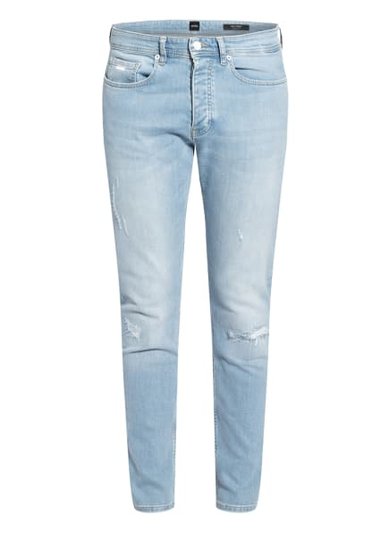 BOSS Jeans TABER Tapered Fit, Farbe: 453 LIGHT/PASTEL BLUE (Bild 1)