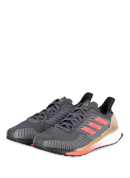 adidas Laufschuhe SOLAR BOOST ST 19, Farbe: GRAU (Bild 1)