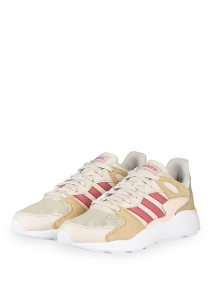 adidas Sneaker CRAZYCHAOS, Farbe: CREME/ ROSA (Bild 1)