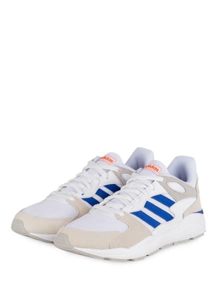 adidas Sneaker CRAZYCHAOS, Farbe: WEISS/ BLAU (Bild 1)