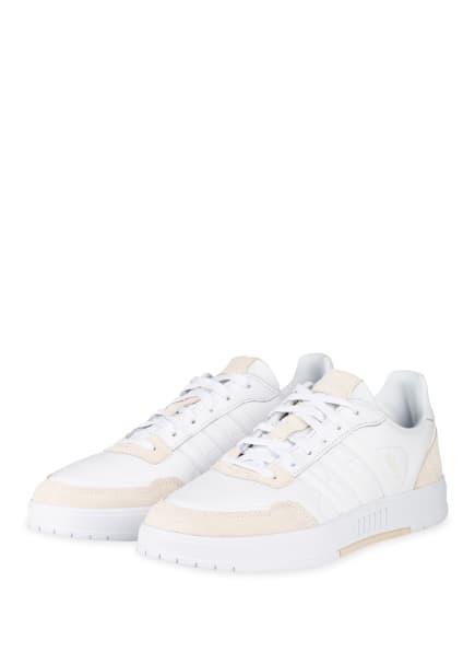 adidas Sneaker COURTMASTER, Farbe: WEISS (Bild 1)