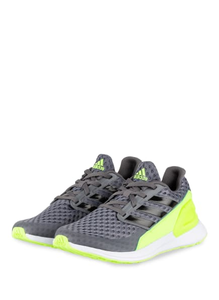 adidas Laufschuhe RAPIDA RUN, Farbe: GRAU (Bild 1)