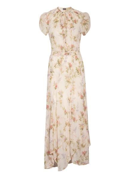 POLO RALPH LAUREN Kleid, Farbe: ECRU/ HELLGRÜN/ LACHS (Bild 1)