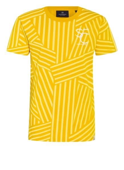 SCOTCH SHRUNK T-Shirt, Farbe: GELB (Bild 1)