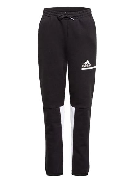 adidas Sweatpants Z.N.E , Farbe: SCHWARZ/ WEISS (Bild 1)