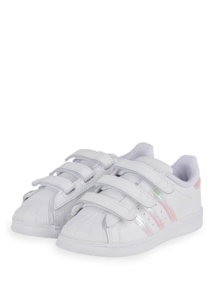 adidas Originals Sneaker SUPERSTAR CF, Farbe: WEISS (Bild 1)