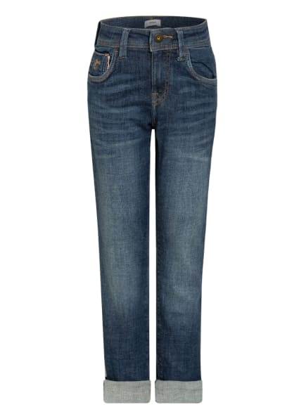 name it Skinny Jeans THEO , Farbe: MEDIUM BLUE DENIM (Bild 1)