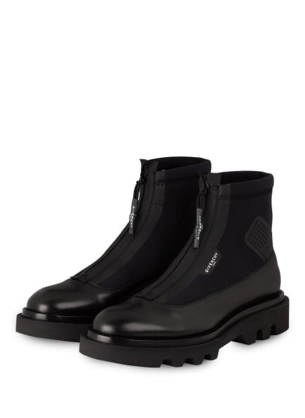 GIVENCHY Plateau-Boots, Farbe: SCHWARZ (Bild 1)