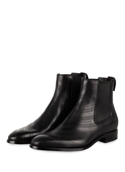 GIVENCHY Chelsea-Boots, Farbe: SCHWARZ (Bild 1)