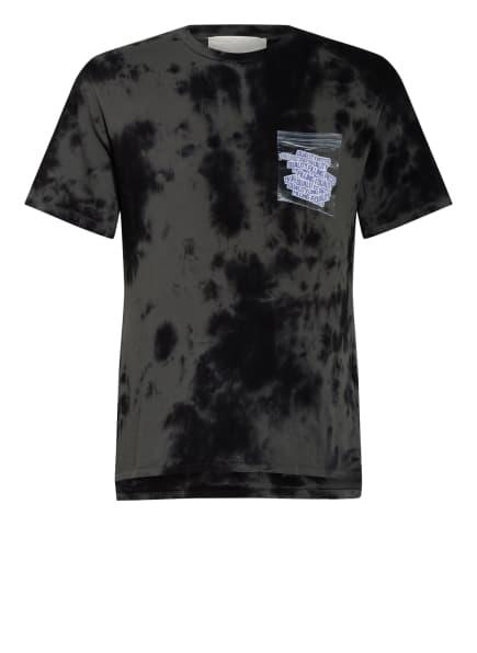 FILLING PIECES T-Shirt , Farbe: DUNKELGRÜN/ SCHWARZ (Bild 1)