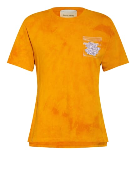 FILLING PIECES T-Shirt , Farbe: DUNKELGELB (Bild 1)