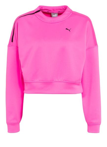 PUMA Sweatshirt TRAIN BRAVE, Farbe: PINK (Bild 1)