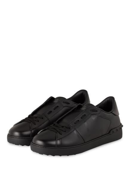 VALENTINO GARAVANI Sneaker OPEN VLTN, Farbe: SCHWARZ (Bild 1)