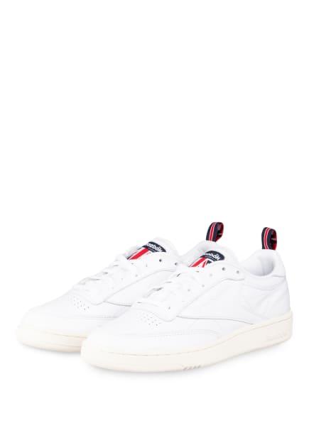 Reebok Sneaker CLUB C 85, Farbe: WEISS (Bild 1)