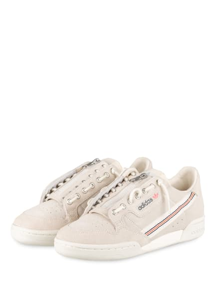 adidas Originals Sneaker CONTINENTAL 80, Farbe: HELLGRAU (Bild 1)