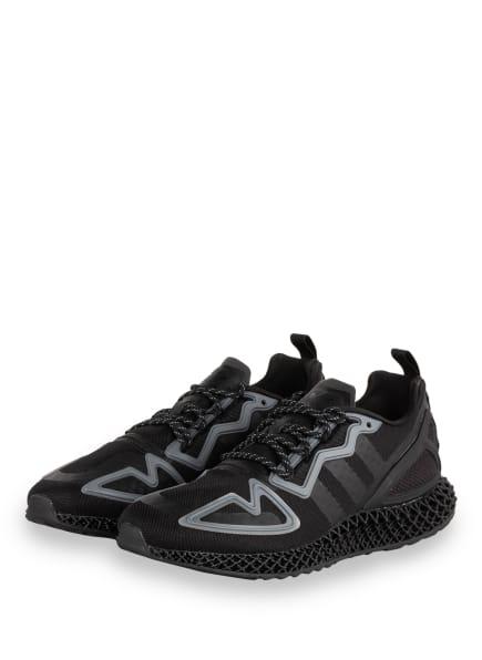 adidas Originals Sneaker ZX 2K 4D, Farbe: SCHWARZ (Bild 1)