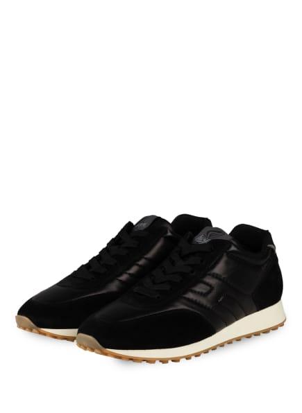 HOGAN Sneaker H429, Farbe: SCHWARZ (Bild 1)