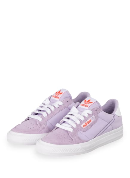 adidas Originals Sneaker CONTINENTAL VULC, Farbe: HELLLILA (Bild 1)