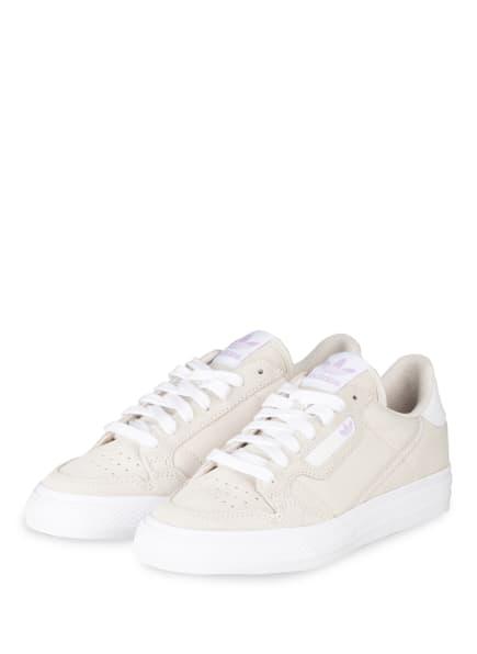adidas Originals Sneaker CONTINENTAL VULC, Farbe: CREME (Bild 1)