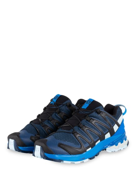 SALOMON Trailrunning-Schuhe XA PRO 3D  V 8, Farbe: BLAU/ SCHWARZ (Bild 1)