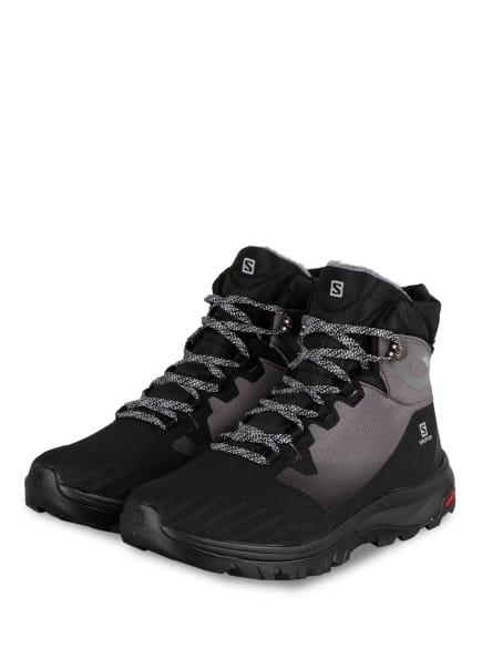SALOMON Outdoor-Schuhe VAYA BLAZE TS CSWP, Farbe: SCHWARZ/ GRAU (Bild 1)