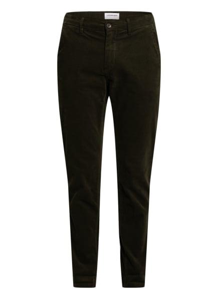 LINDBERGH Cord-Chino Slim Fit, Farbe: GRÜN (Bild 1)