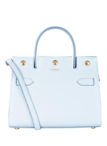 BURBERRY Handtasche TITLE MINI, Farbe: HELLBLAU (Bild 1)