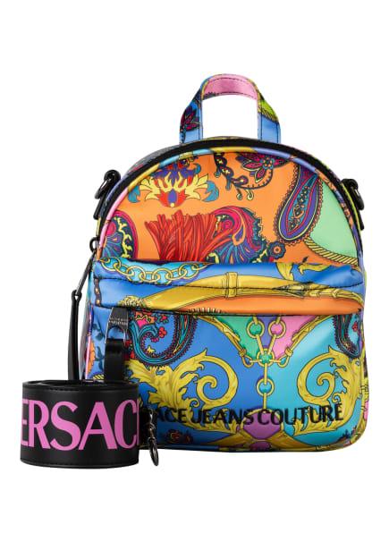 VERSACE JEANS COUTURE Rucksack , Farbe: HELLGRÜN/ ROSA/ HELLBLAU (Bild 1)