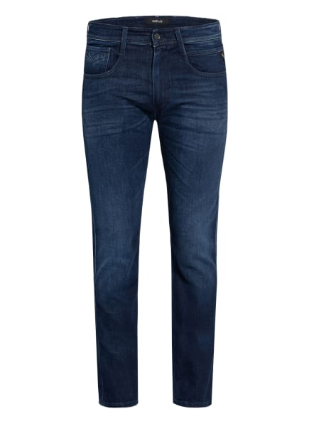 REPLAY Jeans ANBASS Slim Fit, Farbe: 007 DARK BLUE (Bild 1)