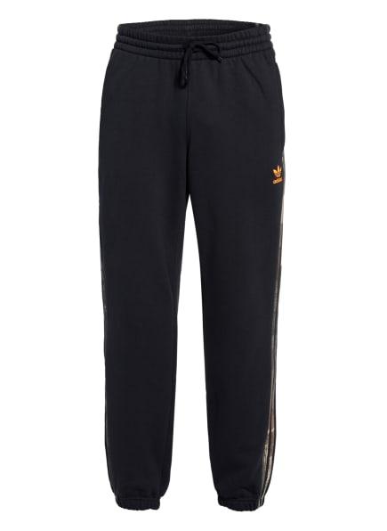 adidas Originals Sweatpants CAMO, Farbe: SCHWARZ (Bild 1)