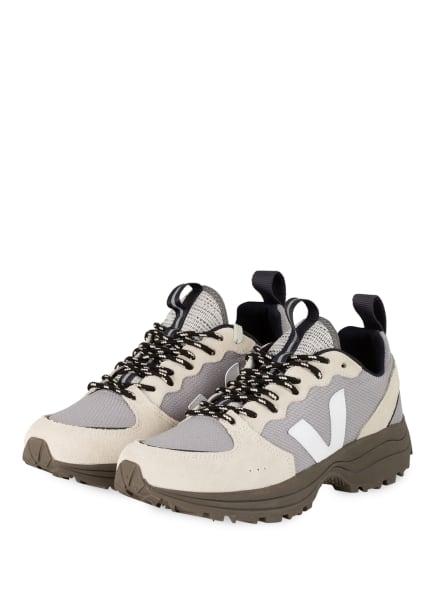 VEJA Sneaker VENTURI BASTILLE B-MESH, Farbe: HELLGRAU/ BEIGE/ WEISS (Bild 1)