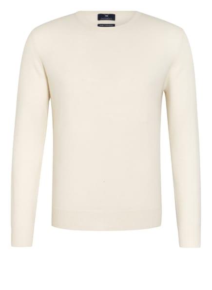 STROKESMAN'S Cashmere-Pullover, Farbe: ECRU (Bild 1)