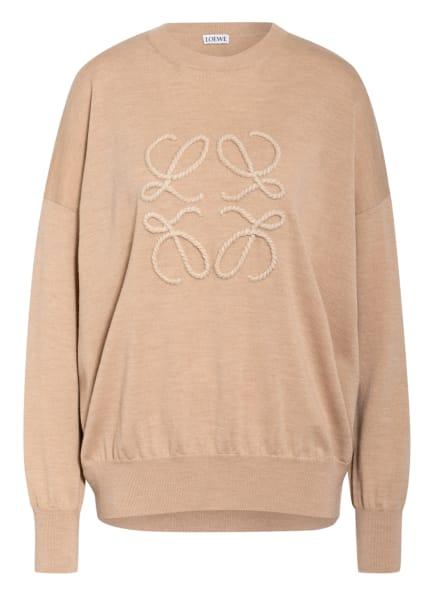 LOEWE Pullover, Farbe: BEIGE (Bild 1)