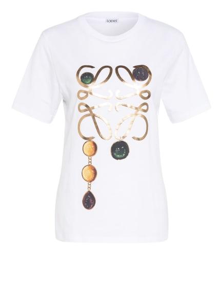 LOEWE T-Shirt , Farbe: WEISS (Bild 1)
