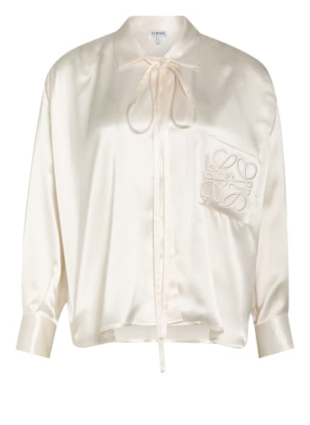 LOEWE Bluse, Farbe: WEISS (Bild 1)