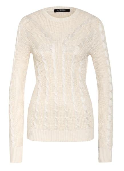 LAUREN RALPH LAUREN Pullover , Farbe: CREME (Bild 1)