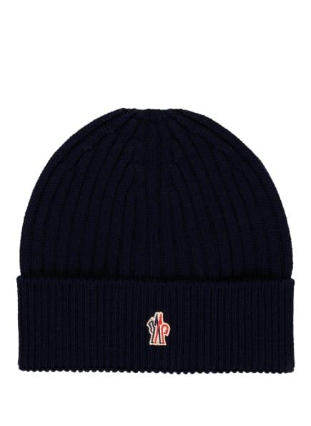 MONCLER GRENOBLE Mütze, Farbe: DUNKELBLAU (Bild 1)
